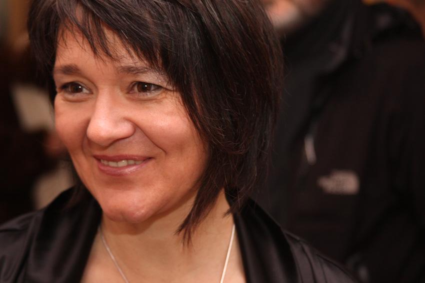 Anamarija Štibilj Šajn kustoskinja
