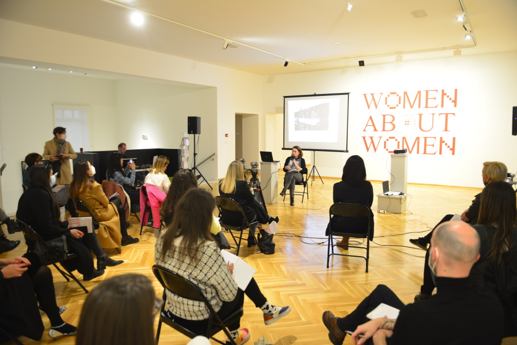 public lecture Conquest of art 22.02