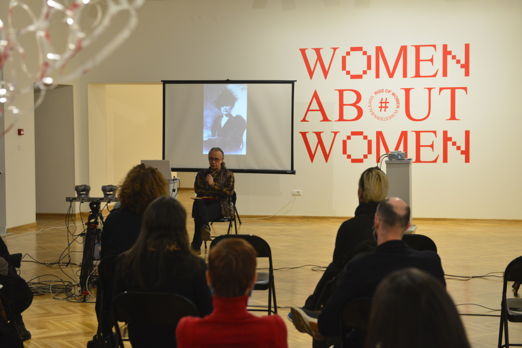public lecture the power of woman's hand 18.02